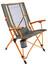Coleman Bungee Campingstol grå/orange